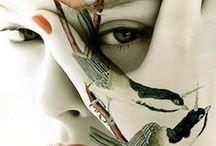 F E A T H E R S / Things with Feathers / by Donna Rupar Pereira
