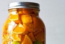 In a Jar / Half empty  Half full / by Kristal Molina