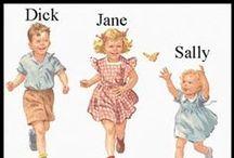 My Childhood Memories / by Cheryl Bacon