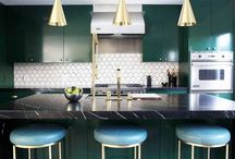 Kitchens/Dining Spaces