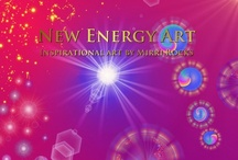 New Energy Art / Inspirational Art by Mirri Rocks