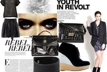 The Fashion: Polyvore / Polyvore fashion collages made by Quartier Mode