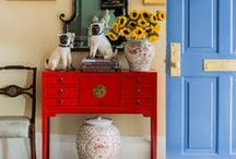 Entryways / by Kim Childs // Rare&Worthy