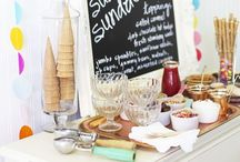 Dessert Tables / Layered sweets for every occasion!  / by Aedriel
