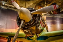 Exhibits / Amelia & 45+ WWII and Modern Aircraft