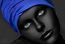 B L U E / Beautiful Blue Things / by Donna Rupar Pereira
