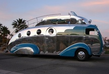 04. Amazing RV's & Trailers / Recreational Vehicles, trialers and stuff to sleep outside in