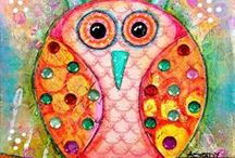 Owls / by Shannon Dean
