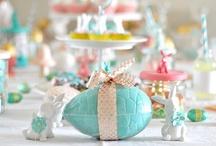 Fiesta Pascua / Easter / La Fiesta de Olivia: Ideas para una fiesta de Pascua. / Easter / by La Fiesta de Olivia