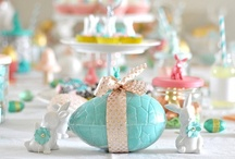 Fiesta Pascua / Easter / La Fiesta de Olivia: Ideas para una fiesta de Pascua. / Easter