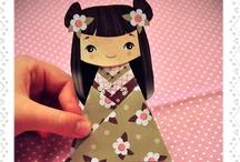 craft: paper doll