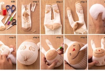 craft: make toys with socks