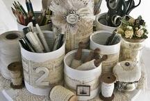 craft: burlap
