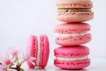 Macarons / sweet macarons dessert десерты десерт сладости макаронс макаруны