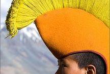 Central Asian Fashion