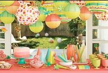 DIY - Party Time / Having a party? Here are some good ideas to make it a great success