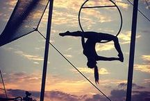Aerial Hoop Lyra / Vertical Arts art in the air Cerchio aereo