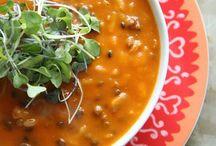 A bowl of soup / Soup love