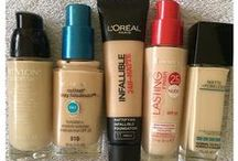 Affordable beauty products / Products that you can get from the drugstore that is affordable