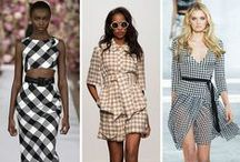 Fashion Week Spring 2015 / The best of Fashion Week runways and street style from New York to Paris.