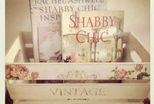 Home - Shabby Chic / Awesome Shabby Chic, Romantic, Victorian and Cottage Style items for your home with a lot of diy projects