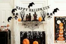 Halloween - Miscellaneous / Great (DIY) decorations and table settings for halloween