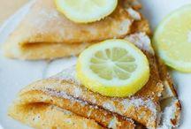 Pancake Day / Everything pancake - sweet, savoury, healthy, alternative, adventurous ways to try