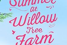 Summer at Willow Tree Farm / HQ book... Ellie Preston is on the verge of divorce when she returns from her life in the US with her son to the farm in Wiltshire where her mother escaped to 19 years before ... It's not a skanky commune anymore, it's now a struggling organic farm and co-op housing project but Art Dalton - the boy she had a humungous crush on that summer - is still there. Unfortunately he's also still hot, and still an asshole. #hot #romance #books http://amzn.to/2BmBr7h