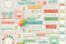 Printables - Planner Stickers / All free stickers for your planner or other projects