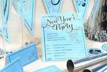 Holidays - New Year / Great ideas and printables to boost up your New Year party