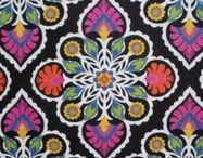 The Inspiration:Patterns & Prints / fabrics, textiles, pattern and print ideas