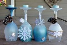 Crafts - Altered Stemware