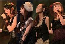 FictionJunction / Kalafina / Yuki Kajiura, Wakana Ootaki, Yuriko Kaida, Keiko Kubota, Kaori Oda, Hikaru Masai