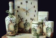 Crafts - Decoupage