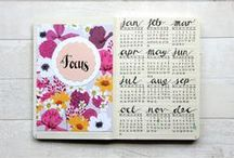 Journaling / Journaling - for mindfulness, to keep track of life, organisation and preparedness. Bullet journals rock!