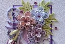 Crafts - Quilling / Paper Filigree
