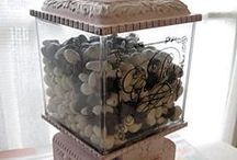 Crafts - Altered Gumball Machines