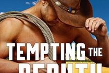 Tempting the Deputy / My first Marietta book for Tule... So excited. About a smokin' hot rancher-cum Deputy Sheriff, a British photographer and a calendar shoot... Kicks of the Men of Marietta series.