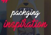 Packaging inspiration / L'agence123, agence digitale située à Paris 15°, expose ici ses inspiration autour du packaging. Du print au web il n'y a qu'un pas ! #tendanceweb