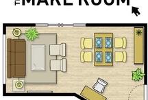 Ground floor {Design ideas} / by Lynne Valarie