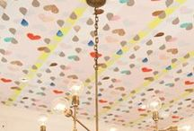 décor + ceilings / by Diana Samper