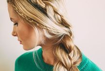 Hairstyles, Braids, tips / by Alma Garcia