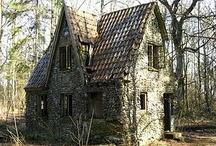 Hiše / by Jasna Knez