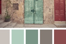 april // palette two / by michelle konar