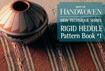 We Love Rigid Heddle Weaving