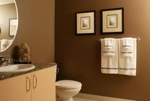 Bathroom ideas / by Tami Christensen