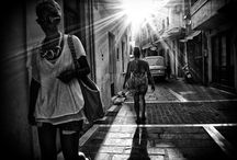 My Street Photography (Rethymno) / Photographs I have shot in the Streets of Rethymno in Crete