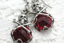 Серьги [earrings]