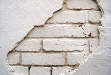 Bricks / Industrial authentic interiors with bricks