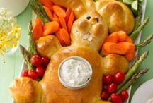 Easter / Easter food, recipes, and decorations.